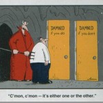 Far Side Damned if You Do Dont_thumb