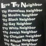 love they neighbors